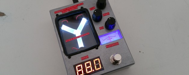 Flux capacitor update!
